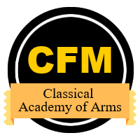 Classical Academy of Arms Open Badge
