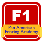 Pan American Fencing Academy Open Badge