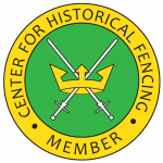 Center for Historical Fencing patch