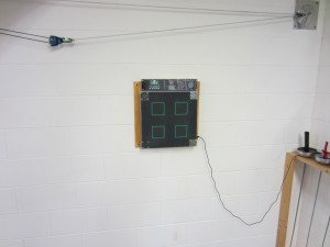 Target Speed accuracy and reaction trainer